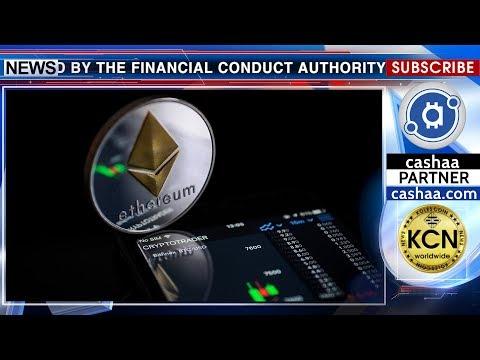 UK's trading platform opened trading in etherium futures