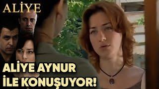 Aliye Aynur ile Konuşuyor! - Aliye 72.Bölüm