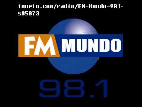 FM Mundo 98.1 (Ecuador) 06/Octubre/2014