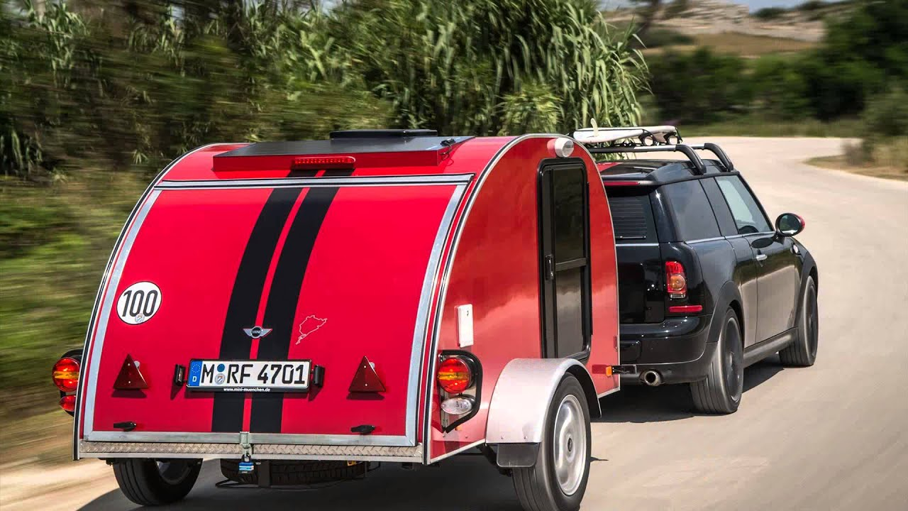 2015 Model Mini Countryman Cowley Caravan Youtube