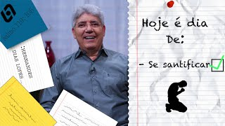 SE SANTIFICAR / HOJE É DIA - 036