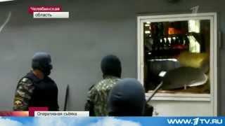 В Магнитогорске ломают киоски наркоторговцев