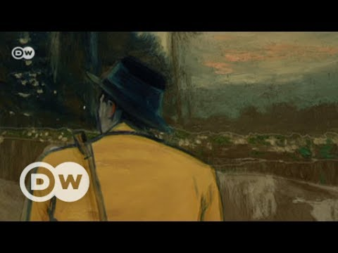 World premiere of Loving Vincent | DW English