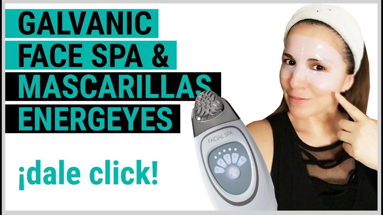 Nu Skin Galvanic Face Spa y Energeyes
