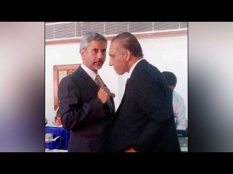 Heart of Asia Summit: India and Pak hold Foreign Secretary level talks