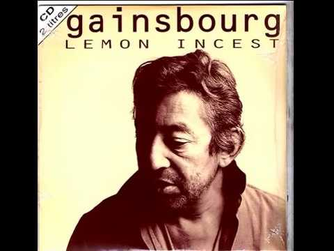 SERGE & CHARLOTTE GAINSBOURG lemon incest 1984