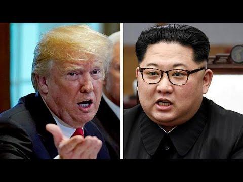 Trump anula encontro com Kim Jong-un