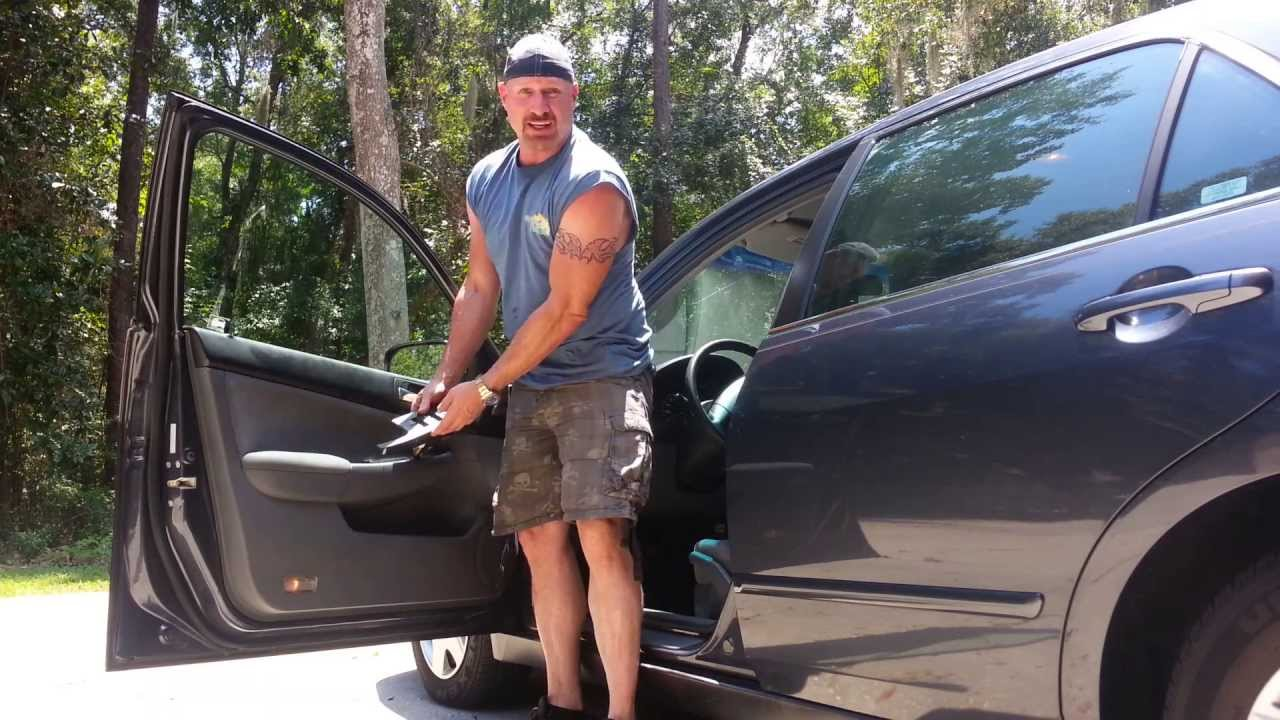 small resolution of honda civic drivers power window working others windows failure video