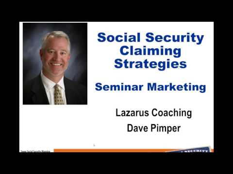 Social Security Seminar Coaching