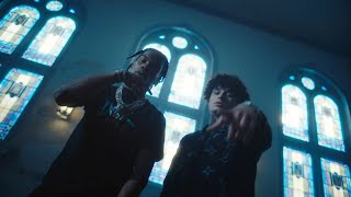 Bankrol Hayden - Drop A Tear (feat. Lil Baby) [Official Music Video]