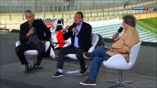 Linha de Chegada Entrevista   Especial Ayrton Senna