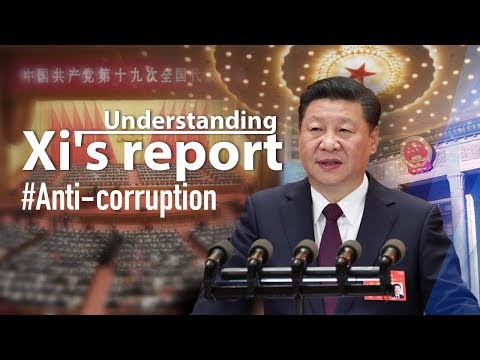 Four things to help understand Xi's 'never-ending' war on corruption