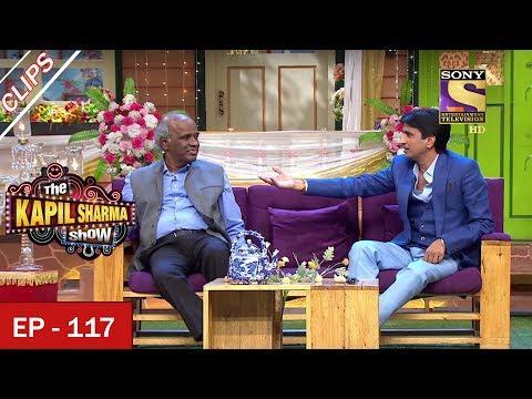 Rahat Indori's Mirza Ghalib Moment - The Kapil Sharma Show - 1st July, 2017