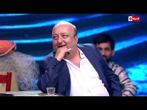 محمد علي ميزو - تقليد أبو العربي بمشاركة بيار شماسيان | نجم الكوميديا