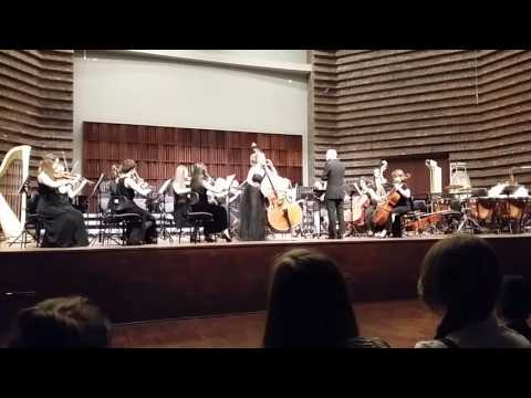 N. Paganini - Variations on a theme from Moses in Egypt- DOUBLE BASS