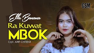 Dj Ra Kuwat Mbok - Ella Banana I Official Music Video
