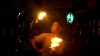 Gambar cover Black Mirror Bar 2009 Fire Show