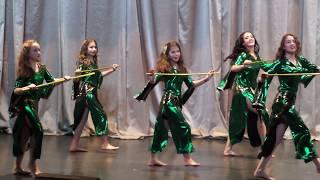 Восточные танцы в Саратове обучение