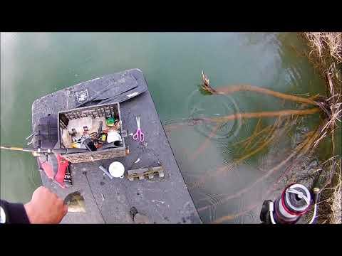 Fishing On The Tuolumne River At Fox Grove