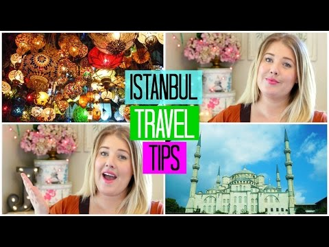 Istanbul Travel Tips │Jessica LaLuna