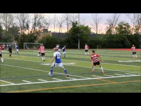 Football. Hamilton City-Toronto Atomic FC. CSL-2016
