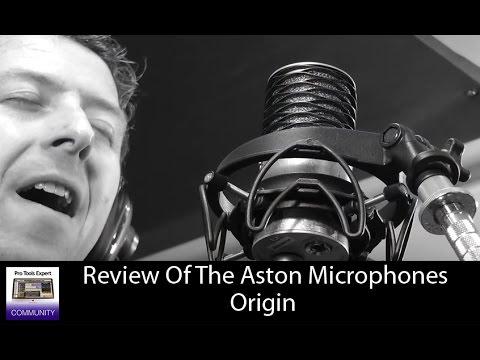 Review - The Aston Microphones Origin