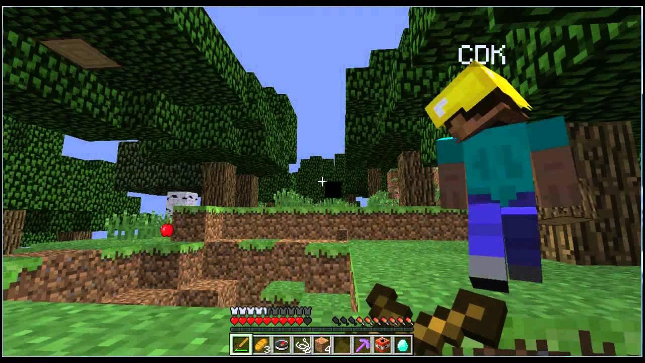 Servidor los juegos del hambre minecraft 1 3 2