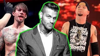 COREY GRAVES GOES AFTER CM PUNK! ELLSWORTH RETURNS? (Going in Raw Pro Wrestling Podcast)