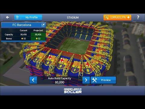 How to Change the Stadium of Dream League Soccer 2018 (FC Barcelona Stadium)