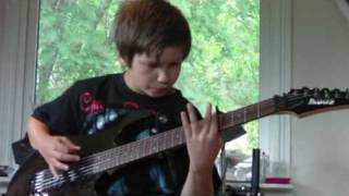 Hi !! This is me playing Trashed, Lost & Strungout by Children Of B...