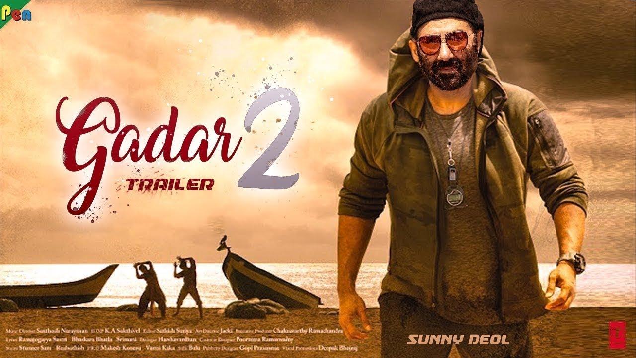 Gadar 2 Ek Prem Katha Back 2018 Movie Trailer Fan Made ...