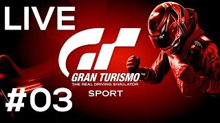 LIVE MULTI GRAN TURISMO SPORT Ft Jeff Harvick