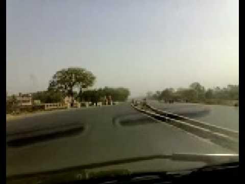 6 lane National Highway no. 8