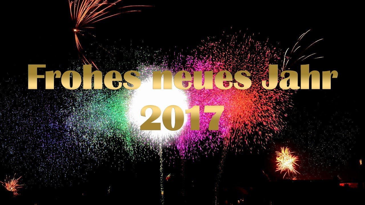 frohes neues jahr 2017 neujahr 2017 happy new year. Black Bedroom Furniture Sets. Home Design Ideas