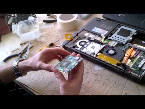 Asus Laptop Motherboard Repair | Creative IT USA Asus Repair Part 1