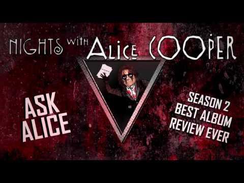 Ask Alice 19 - Best Album Review Ever