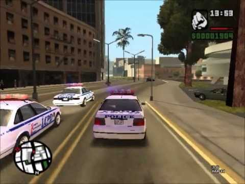 GTA SA: Watcha Gonna Do When They Come For You