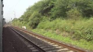 [6/13] 12168 Varanasi Dadar Superfast Crossing WCAM3 Mumbai Nanded Tapovan Express