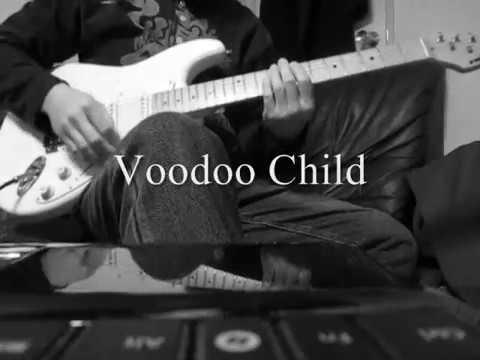 Jimi Hendrix / Voodoo Child (intro cover) ブードゥーチャイルド イントロ カバー