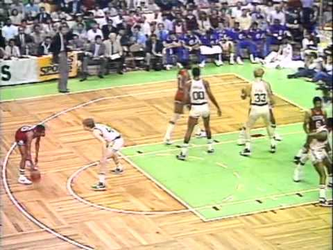 Playoff Classics: Boston Celtics vs Philadelphia 76ers (1982 ECF Game 7)