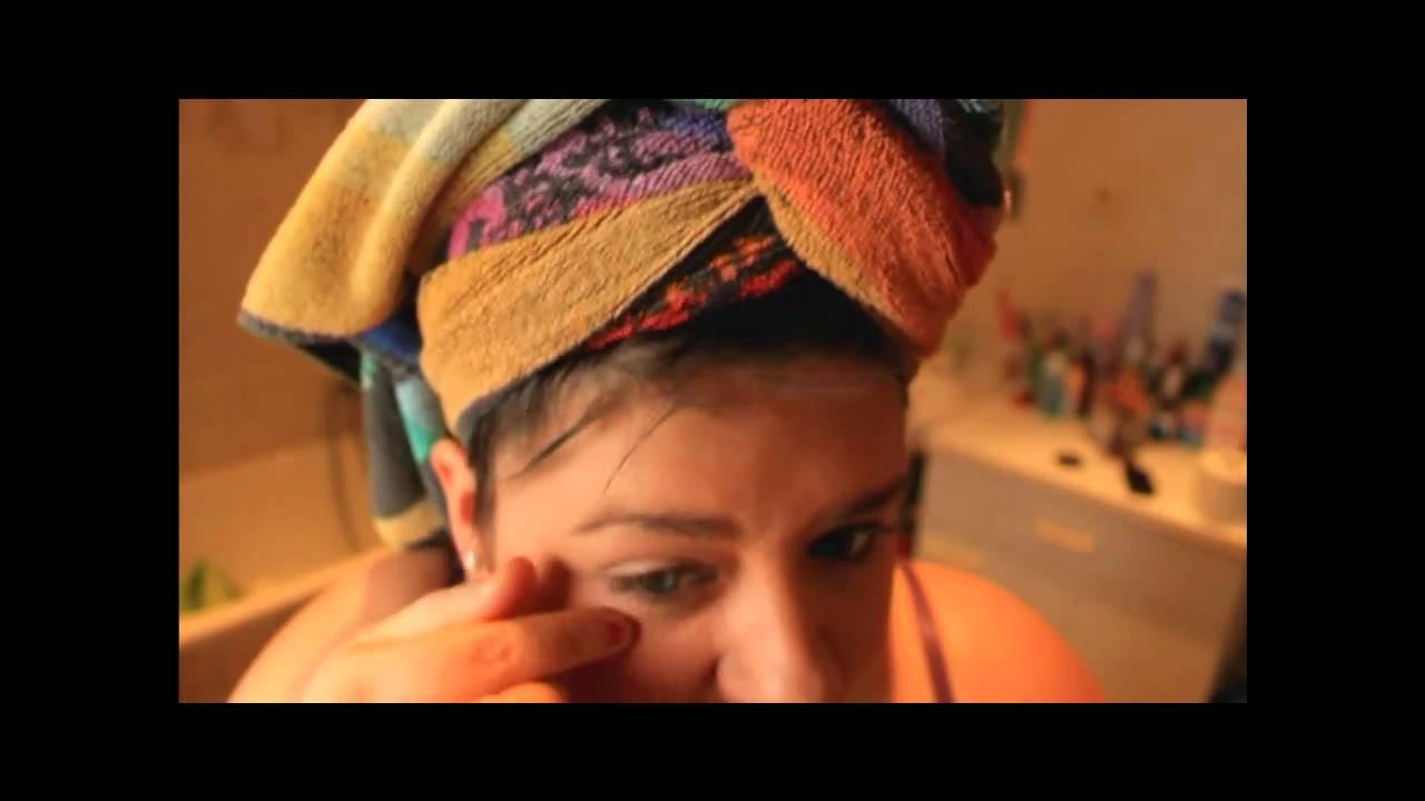 comment faire son teint et poser son mascara reponses pour morgane youtube. Black Bedroom Furniture Sets. Home Design Ideas