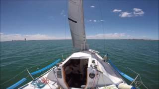 Download Sailing on the Elliott 780 in Geelong Jan 2017 MP3 song and Music Video