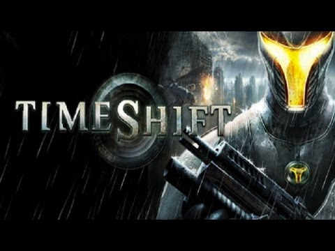 TimeShift Movie (All Cutscenes) 2007
