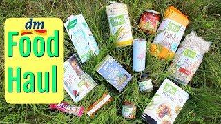 dm Food Haul in der Natur :)   yummypilgrim