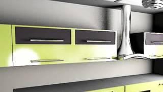 дизайн кухни в доме, оформление кухни, расположение шкафов на кухне, дизайн кухонных шкафов(http://fotohudojnik.jimdo.com/ http://tirasdesigner.blogspot.com/ Дизайн кухни должен быть удобен в эксплуатации самой кухни в кухонном..., 2014-07-03T17:52:21.000Z)
