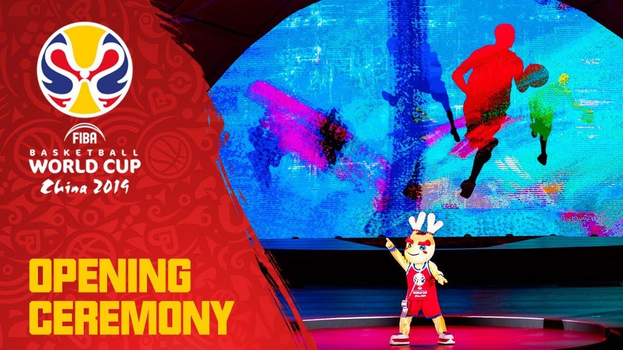 2019 Dünya Kupası Açılış Seremonisi
