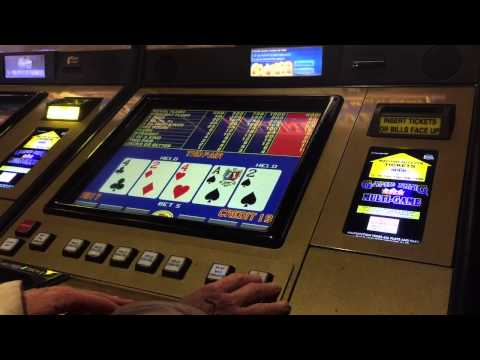 Video Poker Slot Machine in Vegas - LIVE GAMEPLAY from YouTube · High Definition · Duration:  7 minutes 54 seconds  · 24 000+ views · uploaded on 14/02/2015 · uploaded by buckolaci