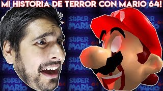 Mi Historia de TERROR con Super Mario 64 (Creepypasta - Especial Halloween) - Pepe el Mago