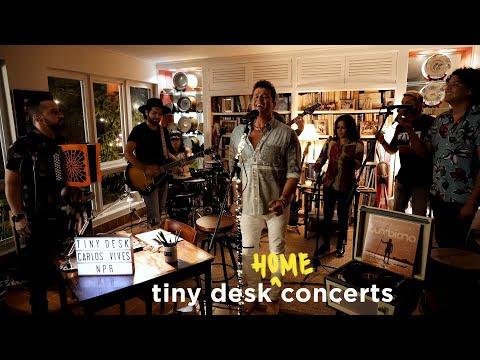 Carlos Vives: Tiny Desk (Home) Concert