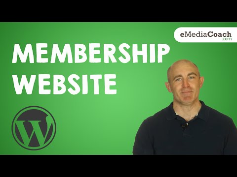 Create a Membership Website with WordPress - Accept Payments